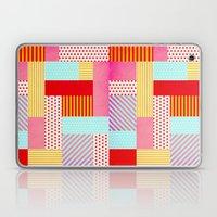Geometric Pop Laptop & iPad Skin
