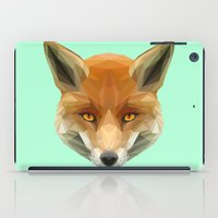 Poly The Fox iPad Case