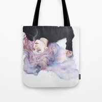 Miss Violence Tote Bag