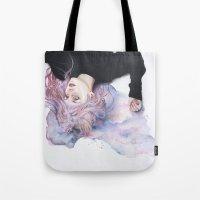 miss violence Tote Bag