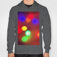 Colourful Lights Hoody