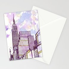 August Breeze Stationery Cards