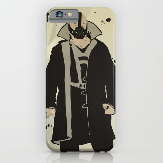 The Dark Knight: Bane iPhone & iPod Case