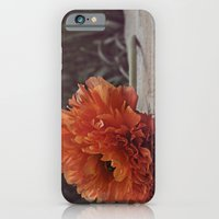 On a Garden Wall iPhone 6 Slim Case