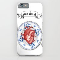 Eat your heart out iPhone 6 Slim Case