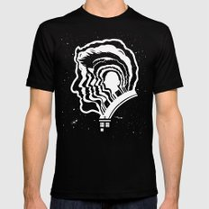 Regenerations SMALL Black Mens Fitted Tee