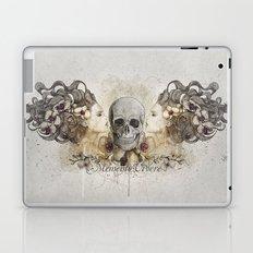 Memento Vivere Laptop & iPad Skin