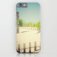Ocean beach dunes iPhone 6s Slim Case