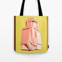 Rock Study Tote Bag