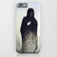iPhone & iPod Case featuring Mary by Nina Schroeder