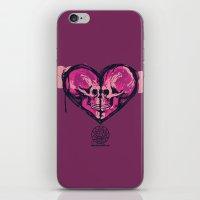 Love Skulls Redux iPhone & iPod Skin