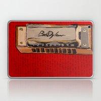 Bob Dylan's Harmonica  Laptop & iPad Skin