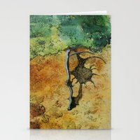 TIERRA (II) Stationery Cards