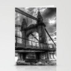 Hammersmith Bridge Londo… Stationery Cards