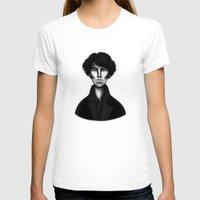 sherlock T-shirts featuring Sherlock by Blanca Limón