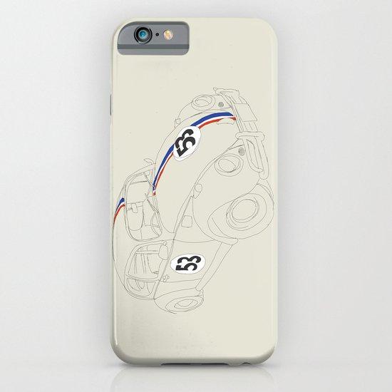 Herbie iPhone & iPod Case