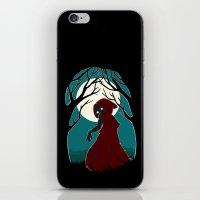 Red Riding Hood 2 iPhone & iPod Skin