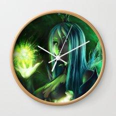 Queen Chrysalis Wall Clock