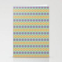 Soft Pattern Stationery Cards