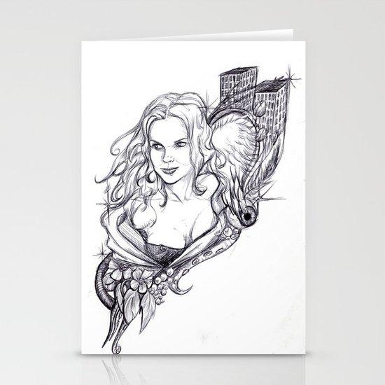 Niki Stationery Card