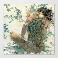 Reve D'Ore Canvas Print
