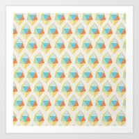 Patterns For Days Art Print