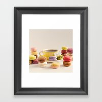 Afternoon Delight  Framed Art Print