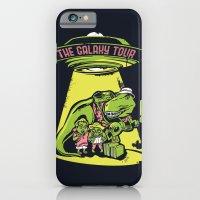Galaxy Tour iPhone 6 Slim Case