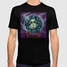 Madame Leota Mens Fitted Tee Black SMALL