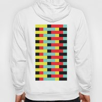 Yellow, Red, Blue Layers (2013) Hoody