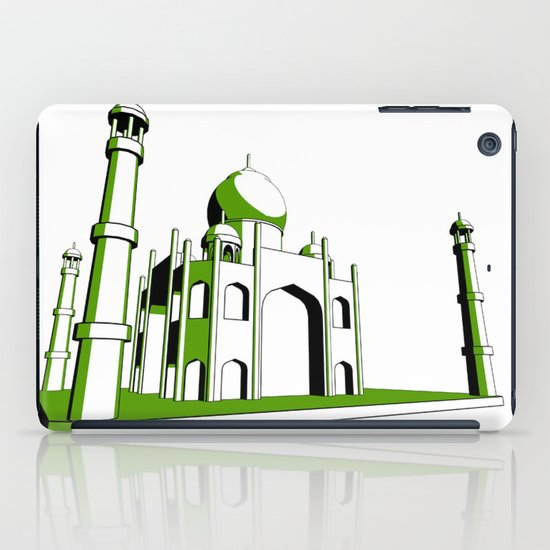 Taj Mahal iPad Case