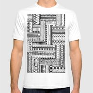 T-shirt featuring Tribal  by Ale Ibanez