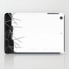 Simple - but effective. iPad Case