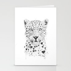 Lovely Leopard Stationery Cards