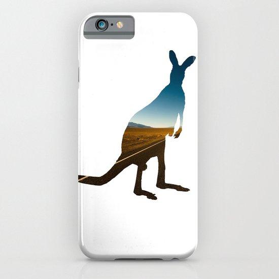 kangaroooo iPhone & iPod Case
