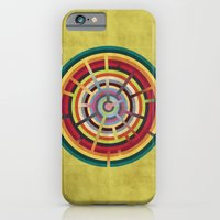 iPhone & iPod Case featuring Lost in color by Efi Tolia