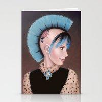 Lady Evangeline Stationery Cards