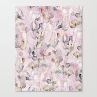 Prickly Pear Patch pt3. Canvas Print