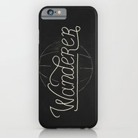 iPhone & iPod Case featuring Wanderer by Koning