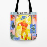 Charles Woodson Dazzles … Tote Bag
