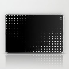 Black raster - Optical game12 Laptop & iPad Skin