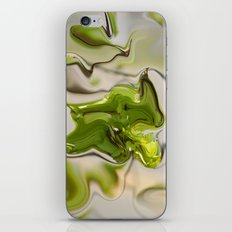 Amazonite - Abstract iPhone & iPod Skin