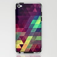 iPhone & iPod Skin featuring Vynnyyrx by Spires