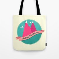The Royal Mountaineers Tote Bag