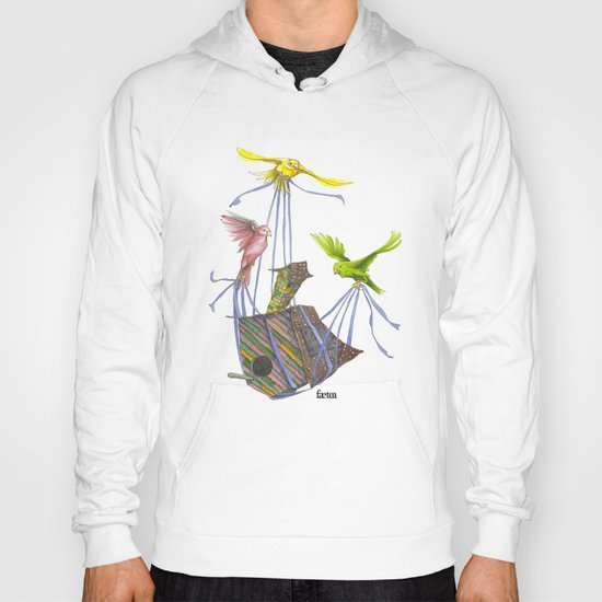 Fly Away Home Hoody