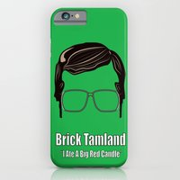 Brick Tamland: Weather iPhone 6 Slim Case