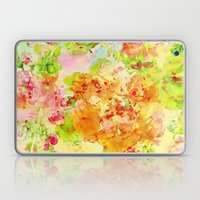 Fresh Garden Laptop & iPad Skin