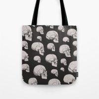 On the Two Principal Forms of Ancient British and Gaulish Skulls Tote Bag