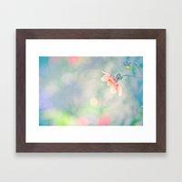 Daylight Daydreaming Framed Art Print