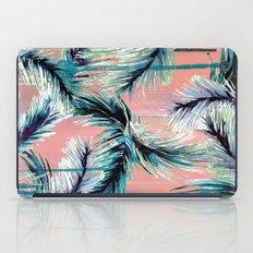 Pink tropical haze iPad Case